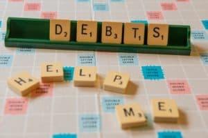 Discharged Debt