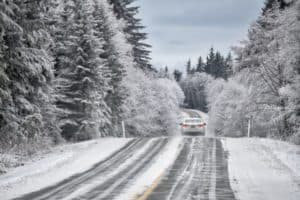 Kentucky Car Accidents in Bad Weather