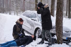 Kentucky Bad Weather Car Accident Injury